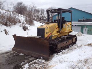 2001 New Holland Dc80 Bulldozer Hystat To Sell Now photo