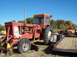 Huber M650 Diesel Grader/maintainer photo