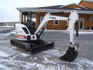 Bobcat 430hag Excavator photo
