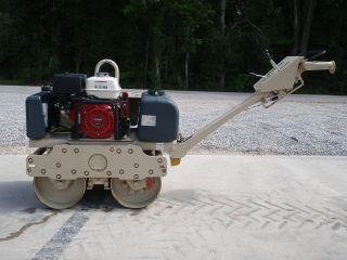 Construction Equipment Asphalt Roller Ingeroll - Rand Dx - 600 H photo