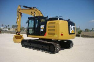 2012 Caterpillar 320el Hidraulic Excavator Only 11 Hours photo