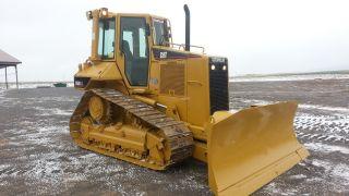 2004 Cat Caterpillar D5n Xl High,  Cab,  Air Diesel Construction Machine Bulldozer. . photo