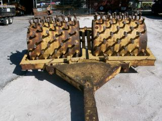 Tampo Mfg Model H - 2 Sheepsfoot Compactor photo