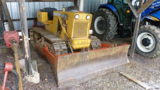 Case 310 Bulldozer photo