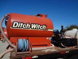 2011 Ditch Witch Fx25 Hdd Vac Potholer Vacuum 49 Hours photo