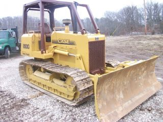 Case 850g Lt.  Low Hr ' S,  Excellent Undercarriage,  Tight All Over. photo