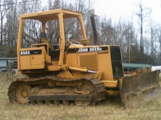 650 John Deere Dozer photo