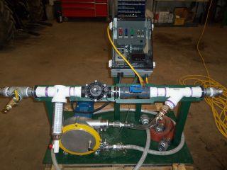 Mulch Coloring Pump Colored Mulch Dye Machine Grinder Trommel Red Mulch Black photo