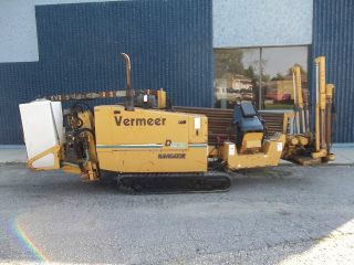 2000 Vermeer 10x15 Directional Drill,  Boring photo