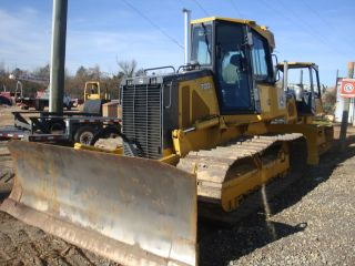 2007 John Deere 700j Lgp Dozer photo