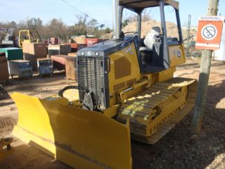 2008 John Deere 450j Lgp Dozer photo