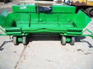 1998 Layton H500b Pull Behind Asphalt Paver Dump Truck Ready Pavement Sealer photo