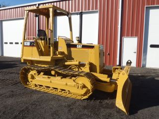 Caterpillar D3b Crawler Dozer 6 Way Blade Good U/carriage Runs Great photo