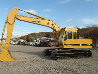1990 Caterpillar El180 Excavator Runs Great Hard To Find In This Shape photo
