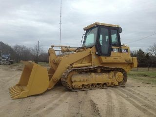 2005 Caterpillar 963c Crawler Loader photo