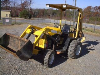 2006 Laymor Digmaster Compact Tractor Loader Backhoe,  Tlb,  Terramite photo