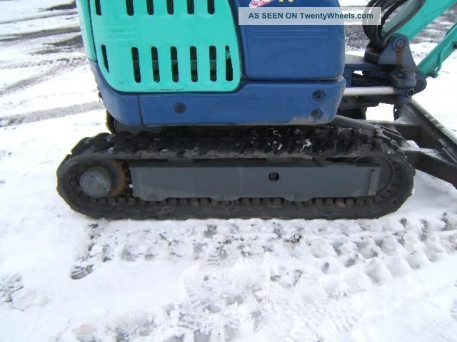 Ihi 15nx Mini - Excavator Excavators photo 6