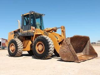 1999 Case 721c Wheel Loader - Loader - 24 Pics photo