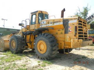 Dressta 560e Extra Wheel Loader,  1500 Actual Hour,  Dresster,  Cat,  Caterpillar photo
