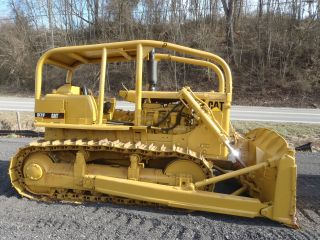 1972 Catrpillar D7e Crawler Dozer Loader Good U/carriage Exporters Welcome photo