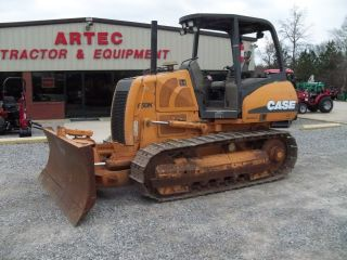 2006 Case 650k Bulldozer - Dozer - Crawler Tractor - Excellent Undercarriage photo
