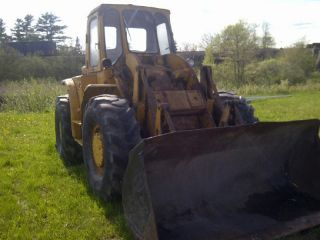 Late 60 ' S Caterpillar 944 Wheel Loader W/2yard Bucket Everything Works Good photo