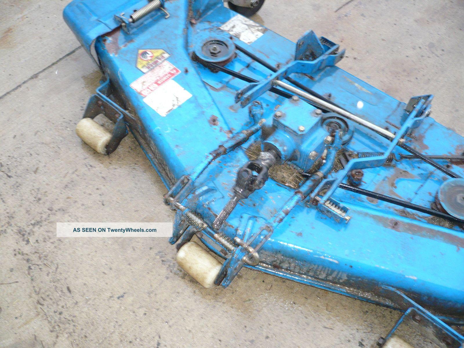 Ford Lgt 165 Mower Deck Parts 125 Garden Tractor Wiring Diagram 9