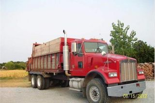 2011 Spread - All Tk20t Manure Spreader Spreader Truck photo
