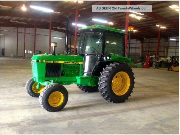 John Deere 2350 Tractor Tractors photo