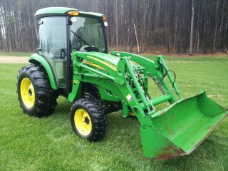 2006 John Deere 4720 234 Hours Hydro photo
