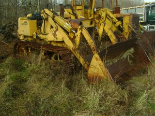 1966 Case 100 - D Front Loader photo
