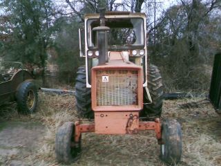 Allis Chalmers 190 Xt Diesel Tractor Straight And photo