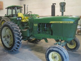 1966 John Deere 4020 Diesel photo