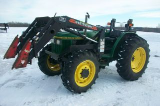 Agriculture & Forestry - Tractors & Farm Machinery