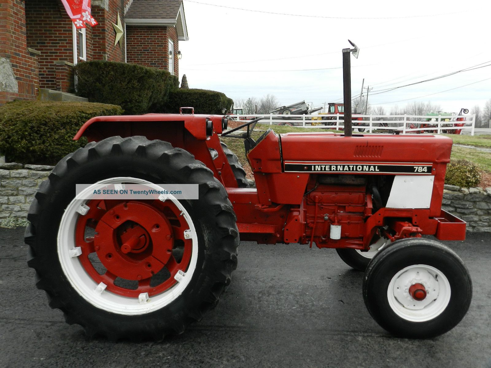 Escorts diesel tractor engines