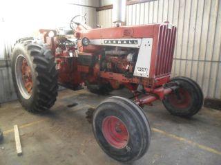 1966 Ih Farmall 806 Tractor - Classic photo