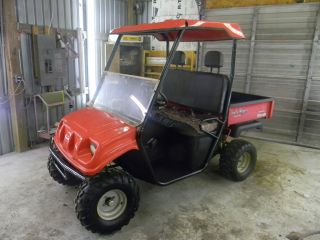2006 Chuck Wagon Utility Vehicle/golf Cart (powered By Honda) photo