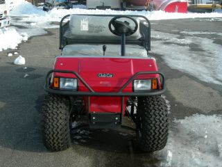 Club Car Utility Vehicle Xrt900 Gas photo