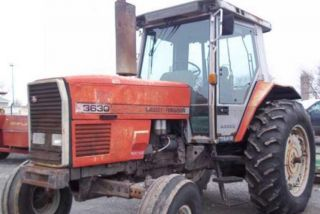 Massey Ferguson 3630 With Cab photo