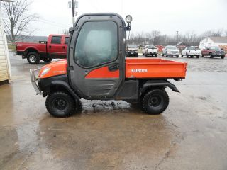 Kubota Rtv,  Rtv1100,  Rtv1100cwh photo