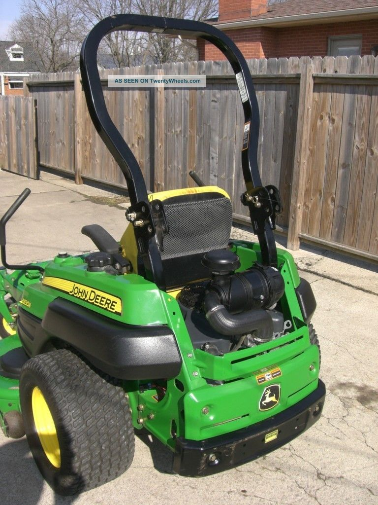 how to cut grass with a zero turn mower
