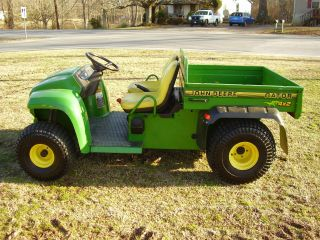 John Deere 4 X 2 Gater Dump Bed photo
