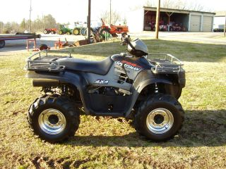 Polaris 700 Twin 4x4 4 Wheeler Only 89 Hours photo