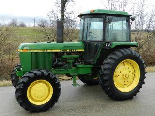 John Deere 4040 Tractor & Cab - 4x4 - Diesel photo