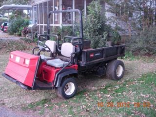 Toro Workman 3200 Pto,  Dump Bed photo