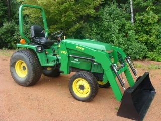 Ctc Model 9050 F.  E.  L For John Deere 855 - 955 photo