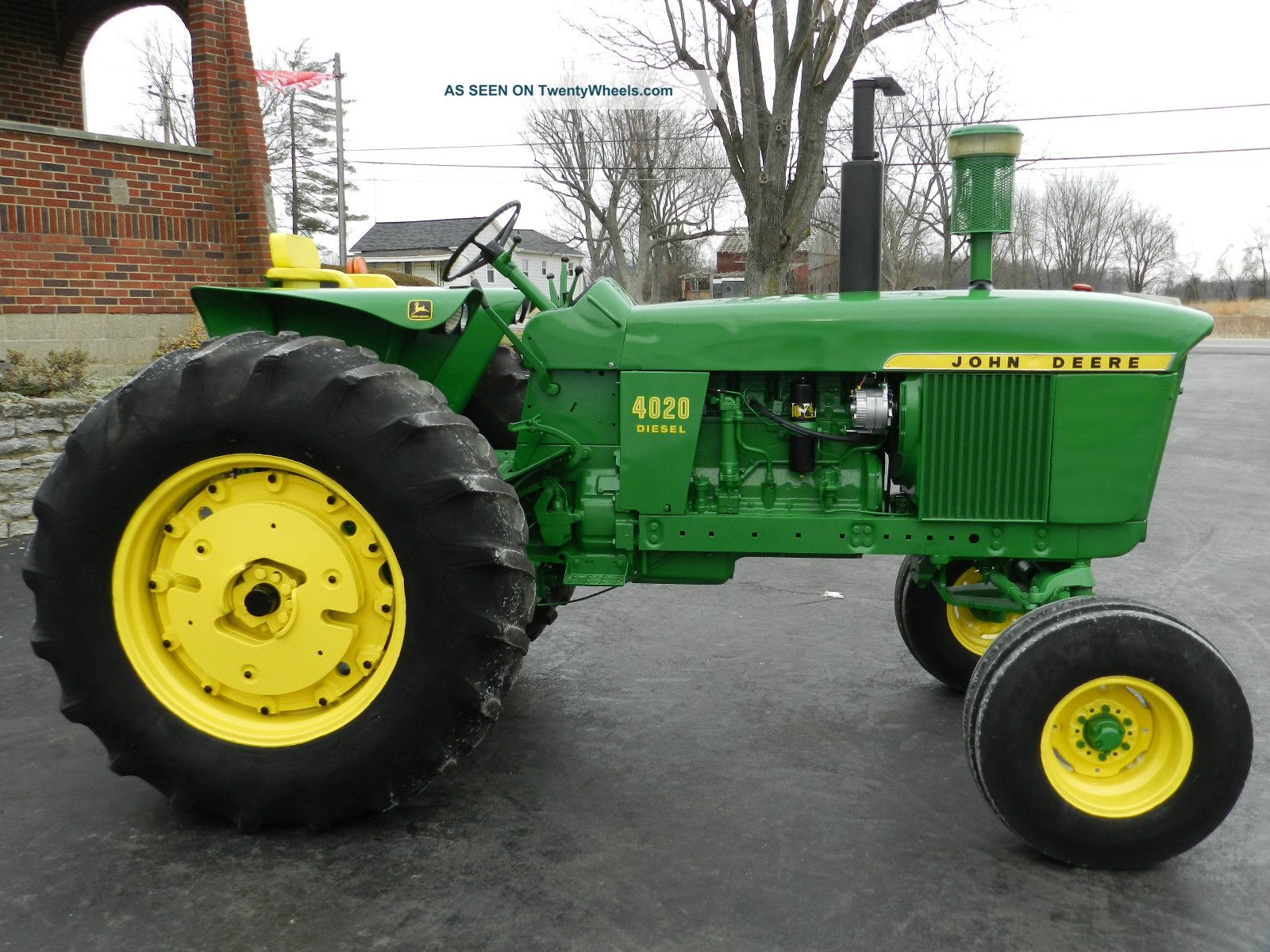 What is the best John Deere 4020 Diesel – Jd 4020 Tractor Engine Diagram
