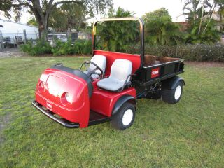 2006 Toro Workman 3100 Dump Body Utility Vehicle Dependable Yard Cart photo