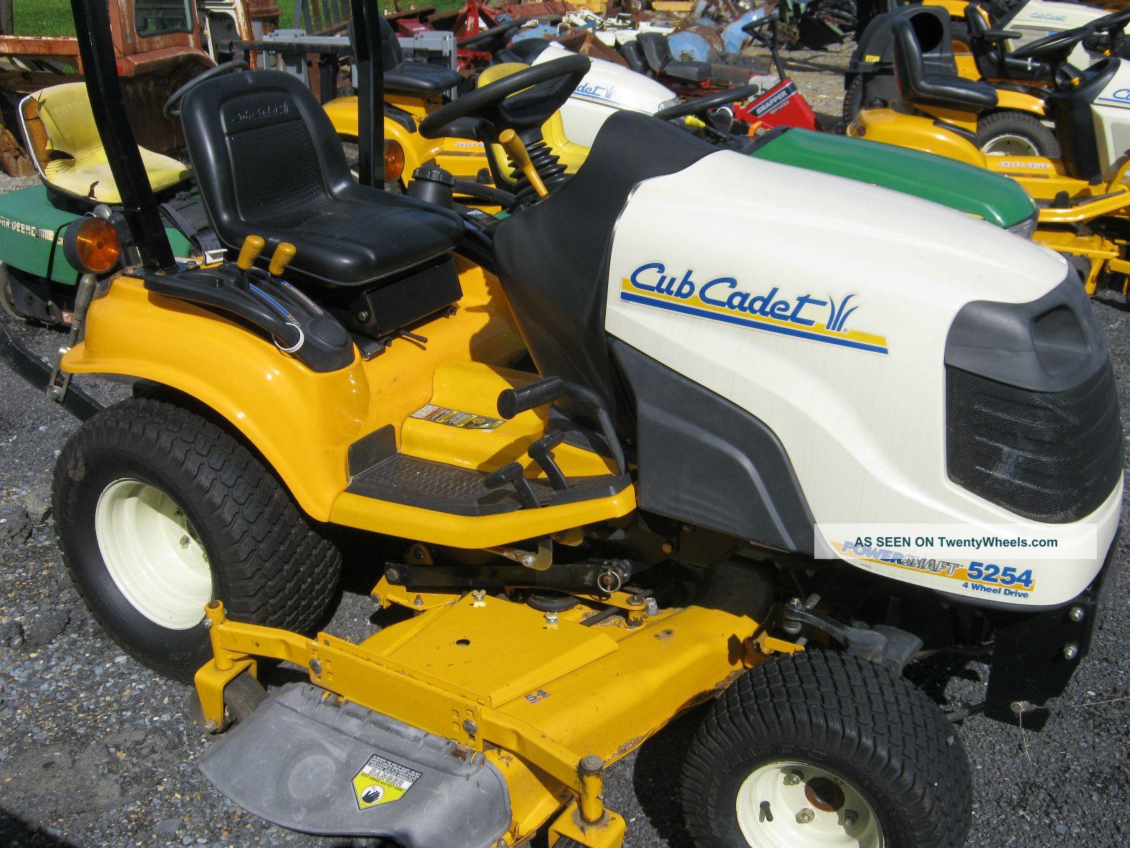 4x4 Cub Cadet Garden Tractors : Cub cadet utilitytractor