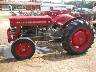 Massey Ferguson 135 Diesel Restored photo